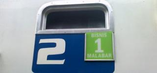 Train ticket Malabar